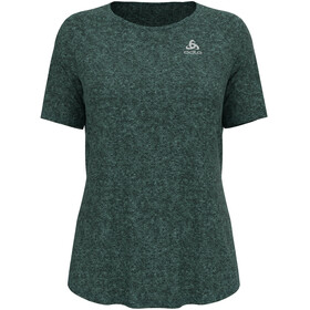 Odlo Run Easy 365 T-Shirt S/S Crew Neck Women, jaded melange
